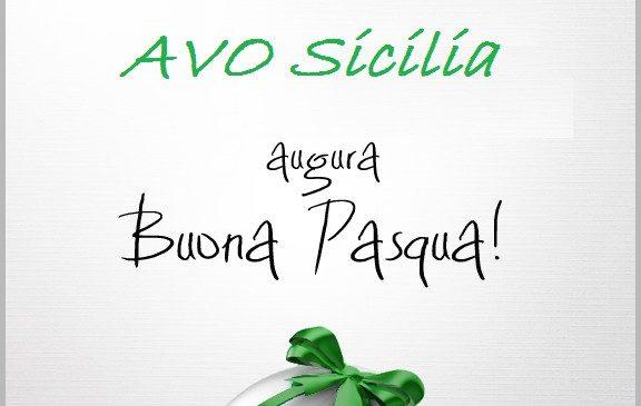 Avo Sicilia Vi Augura Buona Pasqua!