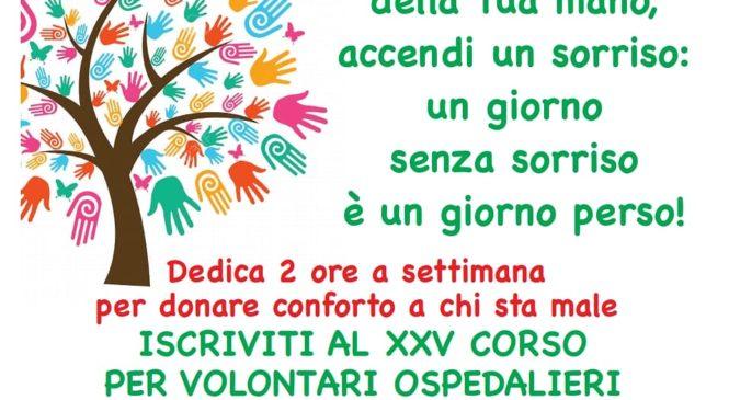 Corso per volontari ospedalieri AVO AVOLA – 9 Ottobre 2019