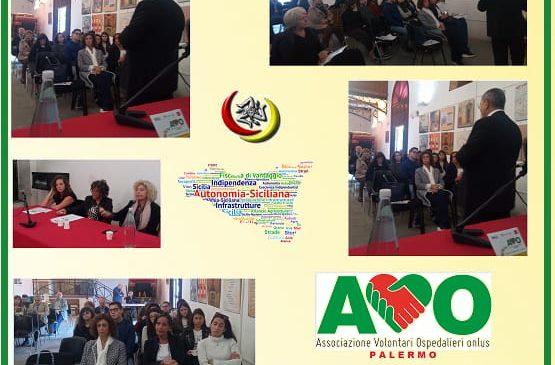 Apertura Corsi AVO Sicilia 2019