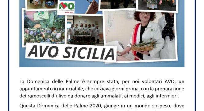 La Domenica delle Palme 2020